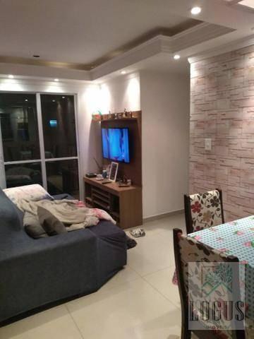 Imagem 1 de 22 de Apartamento Com 2 Dormitórios À Venda, 48 M² Por R$ 300.000,00 - Dos Casa - São Bernardo Do Campo/sp - Ap1123