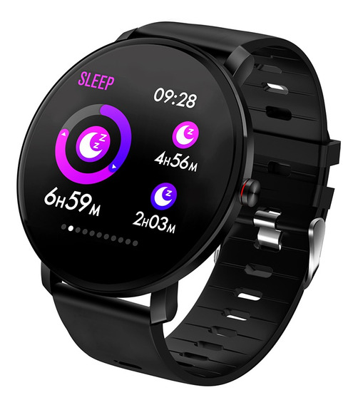 Reloj Inteligente Senbono K9 Pantalla 1.30in Ips Impermeable