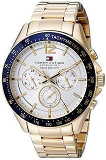Reloj Tommy Hilfiger De Los Hombres 1791121 Sofisticado Depo