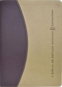 Bíblia De Estudo Anotada Expandida - Charles C. Ryrie