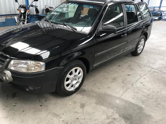 Volkswagen Parati 1.6 Plus Total Flex 5p 2007