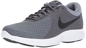 hot sale online 8c2b9 fb403 Nike Men Revolution 4 4e Zapato Para Correr, Gris Oscuro N