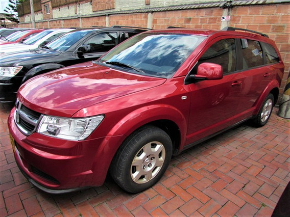 Dodge Journey Se 5 Puestos Sec 2,4 Gasolina 4x2