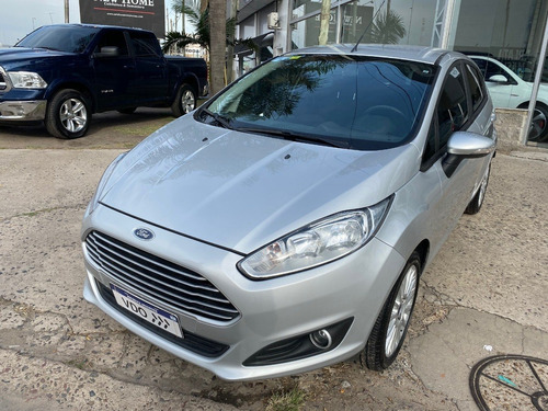 Ford Fiesta Kinetic 1.6 Se Automatico Vehiculosdeloeste