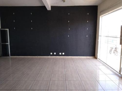 Salão Para Alugar, 245 M² Por R$ 2.900,00/mês - Ipiranga - Ribeirão Preto/sp - Sl0261