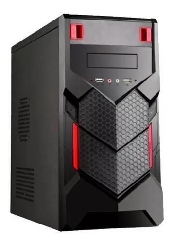 Computador Intel Core I3 4g Ddr3 Ssd 240gb Gravador Dvd !!!