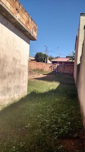 Barracão Lote Comercial 180m² B. Rosana Ribeirão Das Neves
