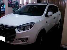 Suv Jac S5 Turbo Full Motor 2.0 Año 2018 Modelo 2019 Blanco