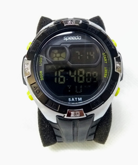 Relógio Masculino Speedo 81097g0evnp1 Digital Barato Vltrine