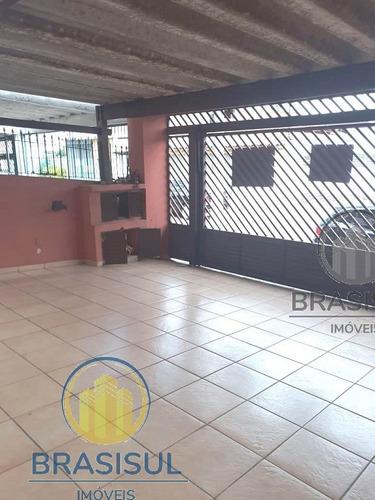 Imagem 1 de 17 de Casa Para Aluguel, 3 Dormitórios, Veleiros - São Paulo - 6207