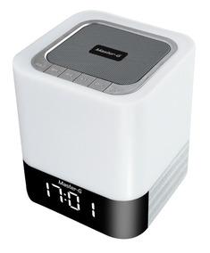 Radio Reloj Bluetooth Master G Mgclockbt