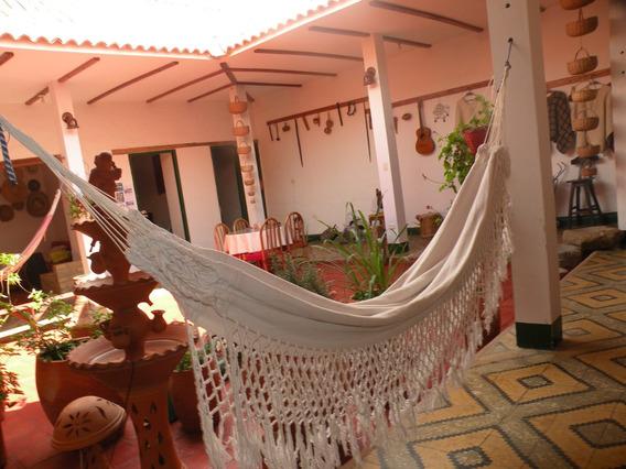 Arriendo Casa Neo Colonial Pueblo Cerca Bogota