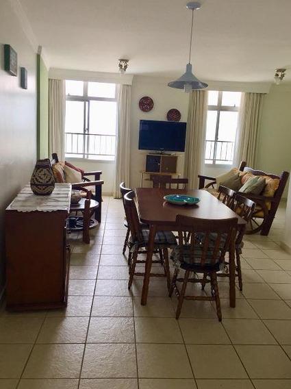 Apartamento Em Itanhaém Ficando Em Frente Ao Mar Ref 4282