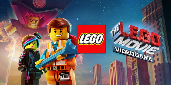 The Lego Movie Videogame Steam Cd Key Código 15 Dígitos Br