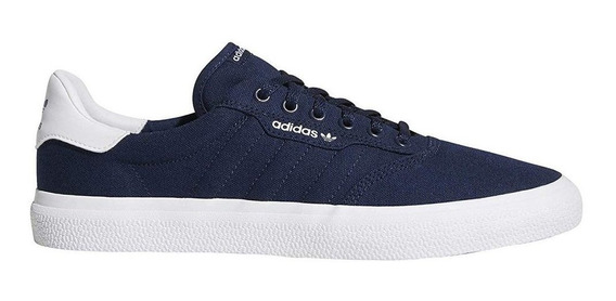 Zapatillas Moda Hombre adidas 3mc Azul - Corner Deportes