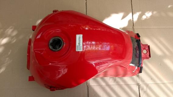 Tanque De Combustivel Cg Fan 160 (vermelho) Original