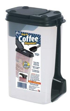 Imagen 1 de 2 de Buddeez Coffee Y Mas Dispensador Con Scoop
