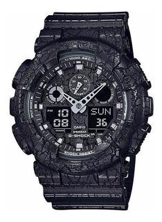 Reloj Casio G-shock Ga-100cg Wr 200 M Agente Oficial Jr
