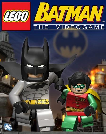 Lego Batman: The Videogame Pc Original - Envio Digital
