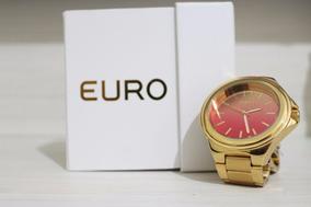 Relógio Feminino Euro Eu2035yah/4r