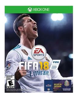 Fifa 18 Para Xbox One Y 360 O Switch