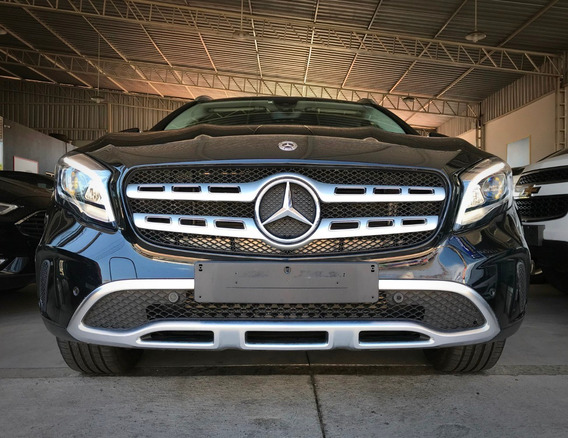 Mercedes Benz Gla 200 Cgi Advance 1.6. Preto 2018/18