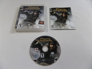 Pirates Of The Caribbean At Worlds End Ps3 Original Completo