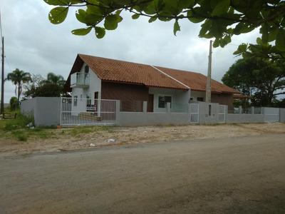 Casa Em Praia Dos Veleiros, Itapoá/sc De 118m² 3 Quartos À Venda Por R$ 280.000,00 - Ca176479