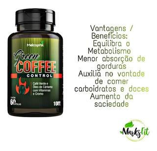 Café Verde E Óleo De Cártamo - Emagrecedores Saudáveis