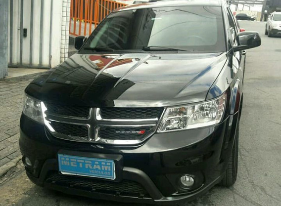 Dodge Journey Sxt 7 Lug Blindada Niii