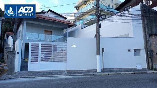 Imagem 1 de 16 de Casa Com 3 Dormitórios À Venda, 250 M² Por R$ 1.300.000,00 - Arujázinho Iv - Arujá/sp - Ca0372