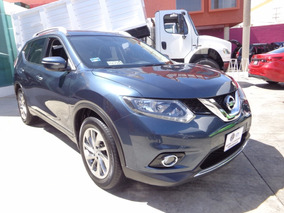Nissan Xtrail Advance 3 Row 2016 Azul Orion