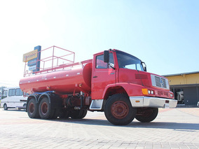 Mb 1621 1992 Pipa 15.000 Litros = Ford Mercedes
