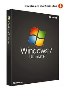 Windows 7 Ultimate Original 32/64 Bits Envio Rapido Email