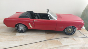 Miniatura Em Escala 1/12 Do 1964 Ford Mustang