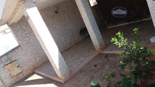 Imagem 1 de 9 de Casa Residencial À Venda, São Joaquim, Araçatuba. - Ca0275