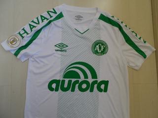 Camisa Umbro Chapecoense Nova S/n Patch Brasileiro 2019