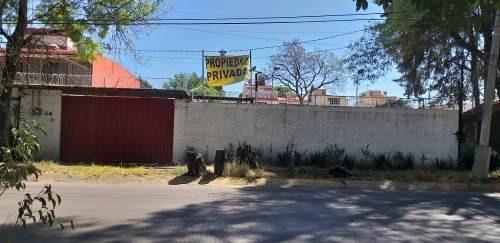 Venta De Terreno Plano Bardeado En Arboledas Atizapán