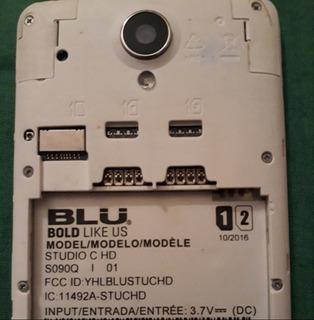 Blu Studio C Hd Para Reparar O Repuesto.