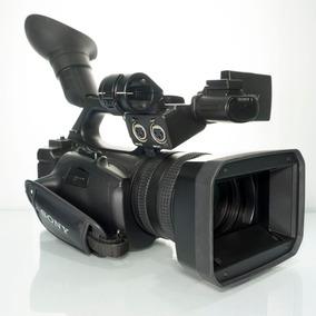 Cámara Sony Hvr-z5u Profesional Hdv Lente Dañado