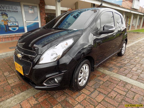 Chevrolet Spark Gt Rs 1 2 Mt Aa