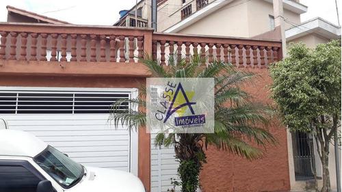 Imagem 1 de 22 de Casa Com 2 Dormitórios À Venda, 97 M² Por R$ 385.000,00 - Parque Boa Esperança - Mauá/sp - Ca0204