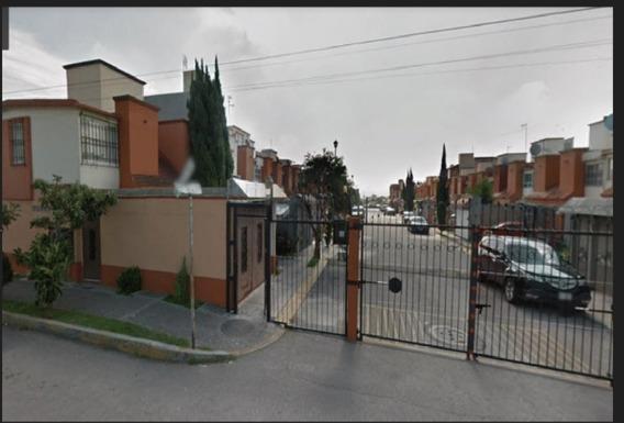 Casa Adjudicada En Frac. Paseo Izcalli, Cuautitlan Izcalli,!