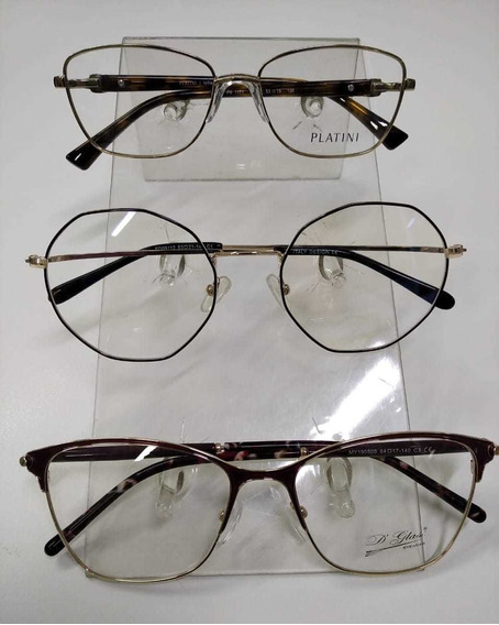 Óculos De Grau E Sol