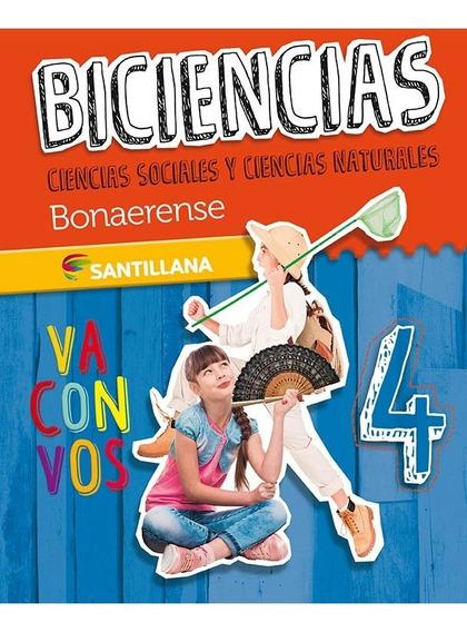 Biciencias 4 Bonaerense - Santillana Va Con Vos