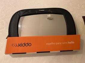 Espelho De Carro Para Bebes Banco Traseiro - Hello Kiddo