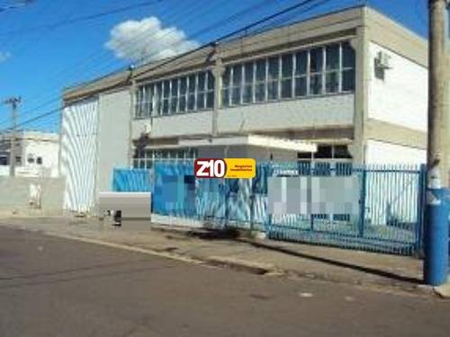 Gl00441 - Distrito Industrial Joao Narezzi Indaiatuba/sp - At 2.000m² Ac1.6698,83m²  Áf 1.424,46m²(pé Direito 8m E Doca) -locaçao 20mil - Z10 Imóveis. - Gl00441 - 69363765