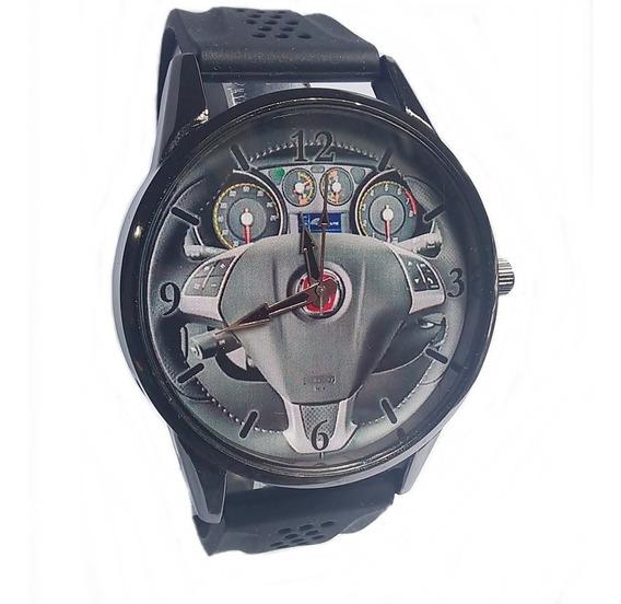 Relógio Pulso Personalizado Fiat Punto Punto T-jet 1.4 5p