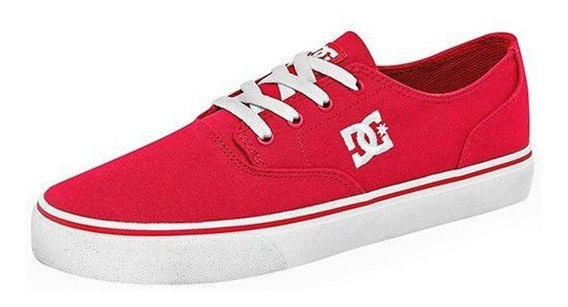 Tenis Hombre Casual Flash 2 Tx Adys300417-red Dc Shoes