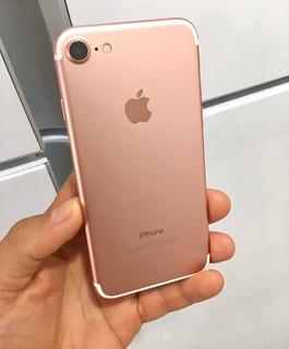 iPhone 7 32gb Rose Aparelho Zero